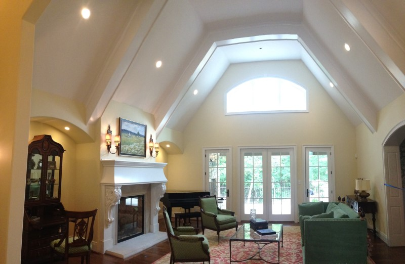 Interior gallery cincinnati custom home builder terry inman custom homes ohio - Custom house interiors ...